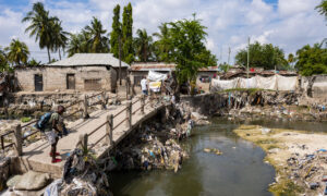 Plastic vervuiling in Tanzania