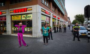 Onrust in de Schilderswijk na de dood van Mitch Henriguez